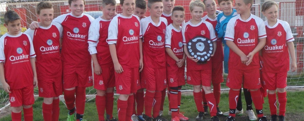 Afan Lido FC youth team