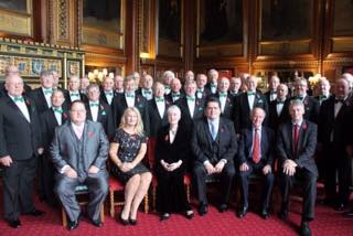 House of Commons visit